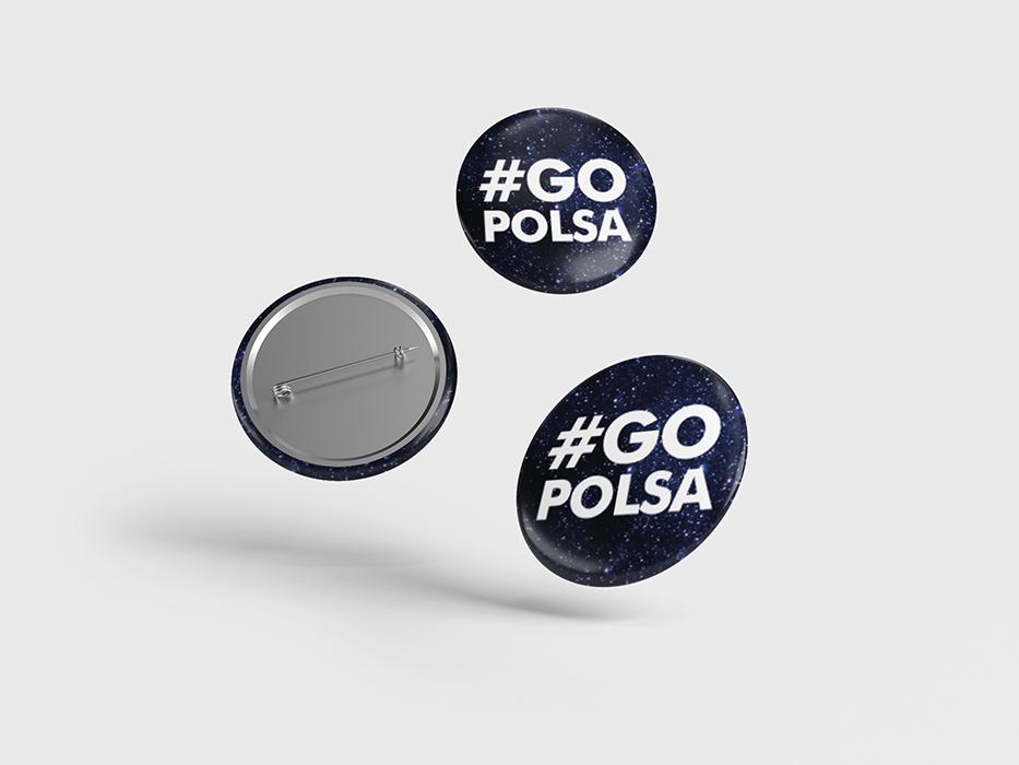 Polsa - przypinki - 5163-el1